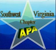 Southwest Virginia Chapter of the APA Logo